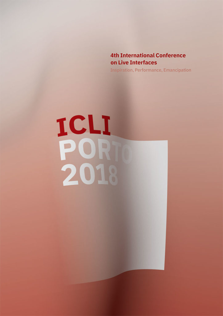 Cover of the ICLI 2018 Proceedings
